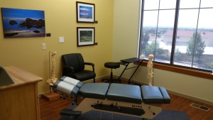 Exam Room – Favero Chiropractic