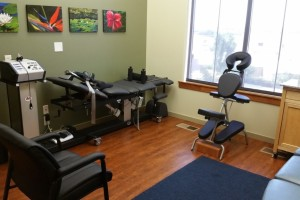 Therapy Room – Favero Chiropractic