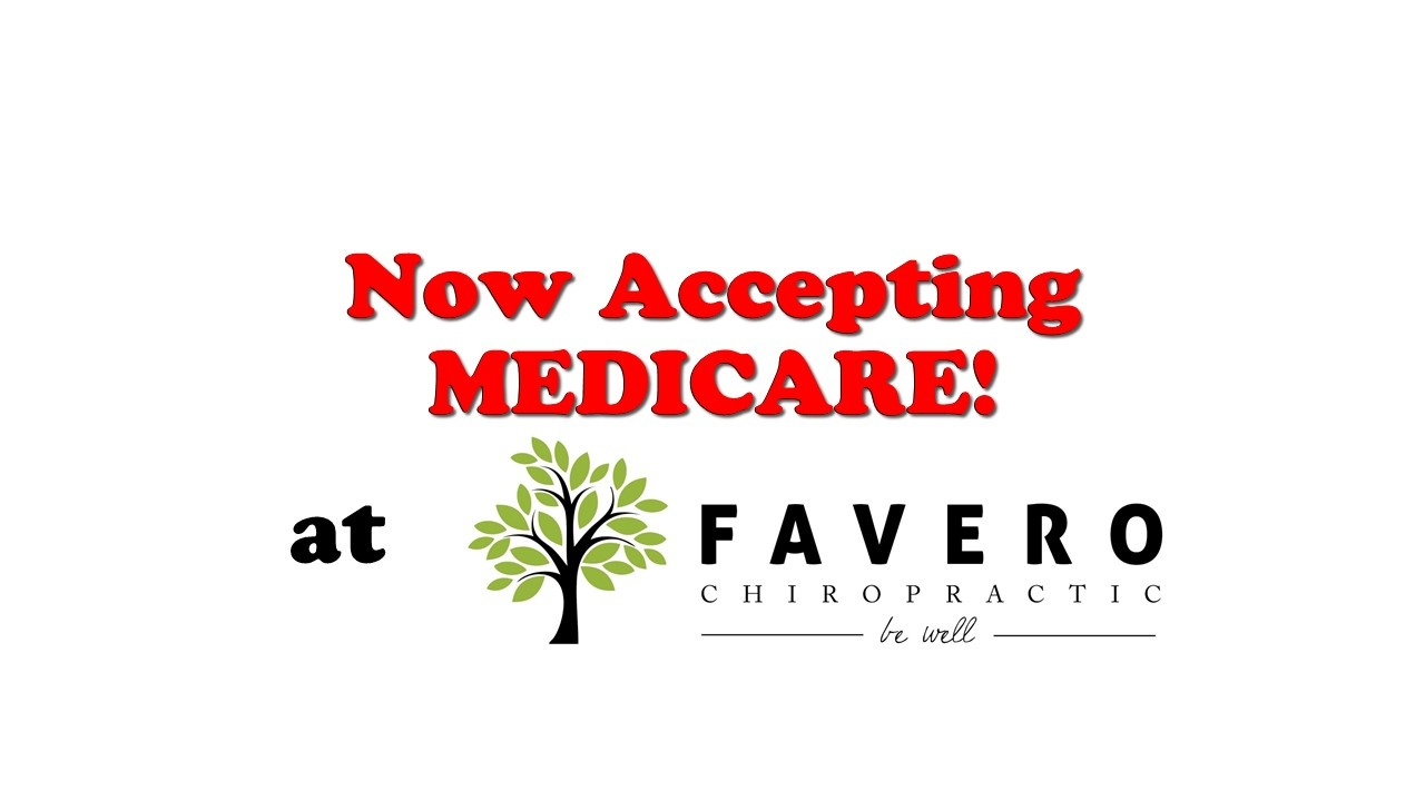 Chiropractor Now Accepting MEDICARE