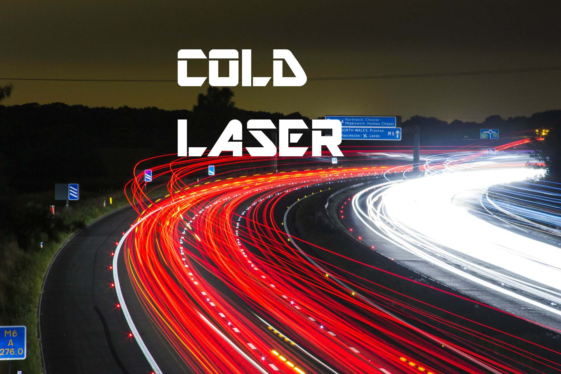 Cold laser treatment therapy, chiropractic